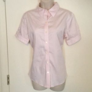 New: Banana Republic S/S Fitted Stretch Shirt (10)